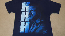 "Official WWE Triple H Wrestling T-Shirt ""HHH"" Size M/L D-Generation X DX WWF"