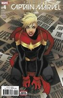 Mighty Captain Marvel Comic 4 Cover A Elizabeth Torque First Print 2017 Stohl