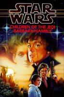 STAR WARS - CHILDREN OF THE JEDI  BARBARA HAMBLY First Edition 1995 Hardcover
