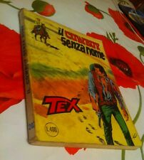 "TEX n°203 ""IL COWBOY SENZA NOME"" (SETTEMBRE 1977)"