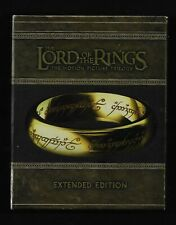 The Lord Of The Rings Trilogy Extended Edition Blu-Ray Disc Boxed Set