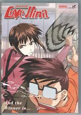 Movie DVD - LOVE HINA AND THE WINNER IS... 6 - Pre-Owned - Bandai Entertainment