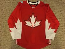 2016 World Cup of Hockey Team Canada Authentic Adidas Jersey 7287 Size 54