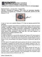 "1890/91 - cent.10 su 2 ""Segnatasse"" - Rara varietà certificata Sirotti"