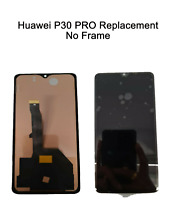 Genuine Huawei P30 Pro VOG-L09 L29 LCD Display Touch Screen Digitizer No Frame