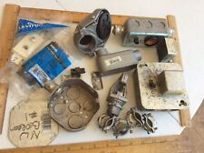 Junk Drawer Nice Electrical Lot Parts New/ Used Industrial Maintenance Misc