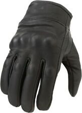 Z1R Mens 270 Leather Motorcycle Riding Gloves