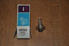G.29 Vintage Atlas Projector Lamp G 29 4v 0.75A P15s