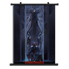6266 Dracula Castlevania Decor Poster Wall Scroll cosplay