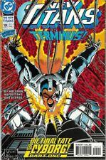 DC New Titans 104  1993    Teen Titans  Cyborg