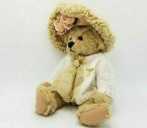 Ashton Drake PANDORA Victorian Treasures Teddy Bear by Artist Vicky Lougher HTF