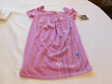 "Roxy girls shirt purple size Medium M MD youth NWT ""Little Pixie"" youth NEW ^^"