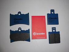 Brembo Bremsbeläge Bremsklötze Bremse vorne + hinten Aprilia RS 125 Bj.1992-2005