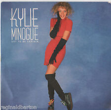 "Kylie Minogue - Got To Be Certain 7"" Single 1988"