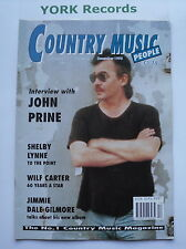 COUNTRY MUSIC PEOPLE MAGAZINE - December 1993 - John Prine / Shelby Lynne