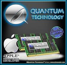 8GB 2X 4GB DDR3 RAM MEMORY FOR APPLE MAC MINI PC3-10600 DDR3 1333MHZ SODIMM NEW!