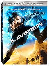 Euc Jumper (Dvd, 2008, 2-Disc Set) Sci-Fi Fantasy Movie Hayden Christensen