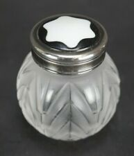 Montblanc Lalique Creation Inkwell
