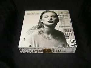 "Taylor Swift ""Reputation"" Stadium Tour VIP Collectors Commemorative Box Set"