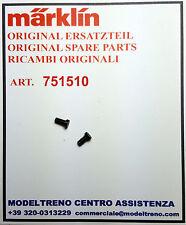MARKLIN   75151 751510  VITE (2pz) -  SCHRAUBE-ZYL.  (2 Stück)  3,0 x 0,6 mm