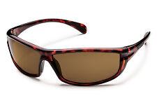 New Suncloud King Sport Polarized Sunglasses Tortoise Brown by Smith Optics
