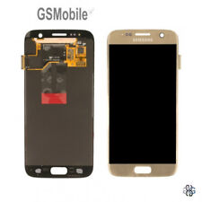 Display Pantalla LCD táctil Samsung Galaxy S7 G930F Modulo Ecran Gold Original