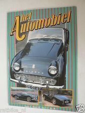 HA-31 AERO VINTAGE CARS ARTICLE 6 PAGES,TYPE 18,20,50