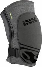 iXS Flow ZIP Knee Pads: Gray MD- No Packaging