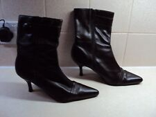 New Look Ladies Ankle Boots, Size Uk 6/39, Good Condition