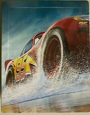 Cars 3 - Steelbook Collection