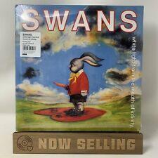 Swans - White Light From The Mouth Of Infinity Vinyl LP Stumm