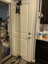 Gold's Gym Professional Door Hanging Resistance Cables