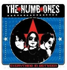 NUMB ONES - EVERYTHING IN BETWEEN  CD NEUF