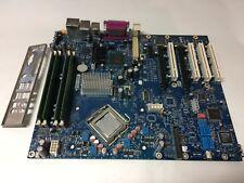 INTEL D955XCS  SOCKET 775  MOTHERBOARD W/ P4 3.6Ghz + 2Gb RAM  I/O PLATE