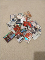 LOT OF BASEBALL CARDS AUTOGRAPH / JERSEY COLLECTION LIQUIDATION 5 HITS PER LOT!