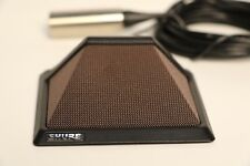 Shure AMS22 Desktop Mic W/ Attached Cable and Connector