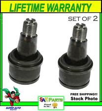 *NEW* SET Heavy Duty K8607T Suspension Ball Joint Front Lower