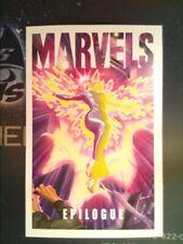 Marvels Epilogue #1 (Marvel, 2019) VF/NM 9.0 (8010)