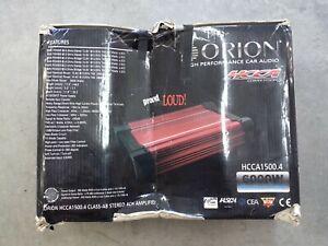 Orion HCCA 5000.4 Amplifier