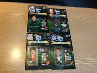 x4 NEW CORINTHIAN HEADLINER 1995  FOOTBALL FIGURES