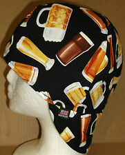 Got Beer? Handmade 100% cotton, Welding, Biker, pipefitter,4 panel hat