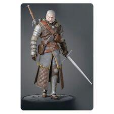 "The Witcher 3 Wild Hunt Geralt Grandmaster Ursine Armor 9.5"" Figure Dark Horse"
