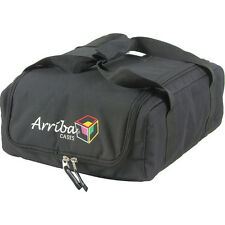 "Arriba AC-100  Case Size: 13.5"" Long x 15.25"" Wide x 6"" High"