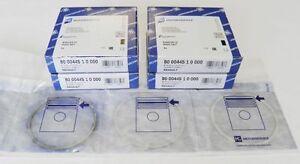 JEU DE SEGMENTS (POUR 4 PISTONS) RENAULT 1.5 DCI K9K (REF. OE 7701478755)