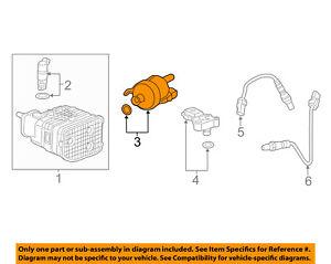 GM OEM-Vapor Canister Purge Valve 12632174