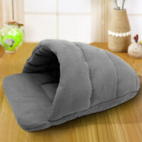 Shoes Cat Dog Bed Nest Mattress Kennel Cave House Plush Pet Dog Sleeping Bag Mat