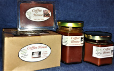 **NEW** Hand Poured Scented Soy Candles, Tarts & 4-Pack Votives - Coffee House