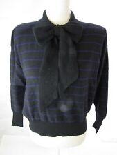 SONIA RYKIEL Bow Sweater - Size 38