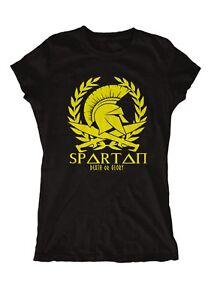 Spartan Death or .. Girlie Boxen MMA Boxing 300 K1 Kickboxen Sparta Kult Kämpfer