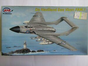 De Havilland Sea Vixen FAW.1 1/72 Scale